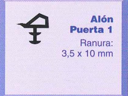 P.V.C. ALON PUERTA 1 Blanco