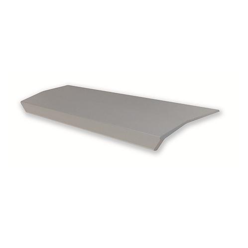 Tirador modelo 09 adhesivo Blanco brillode 150 mm