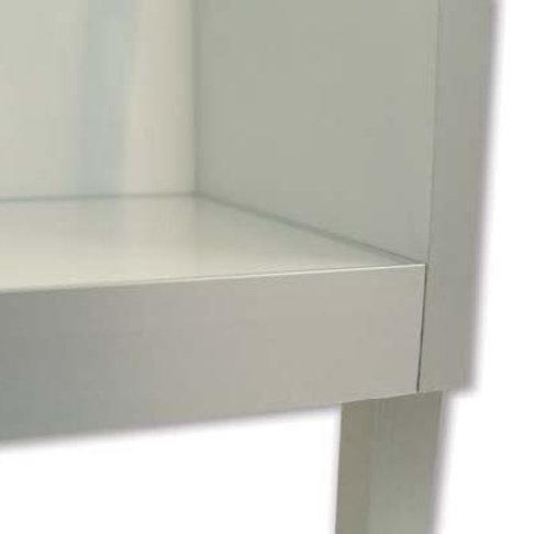 Balda de iluminación para mueble Led Blanco 1168x300