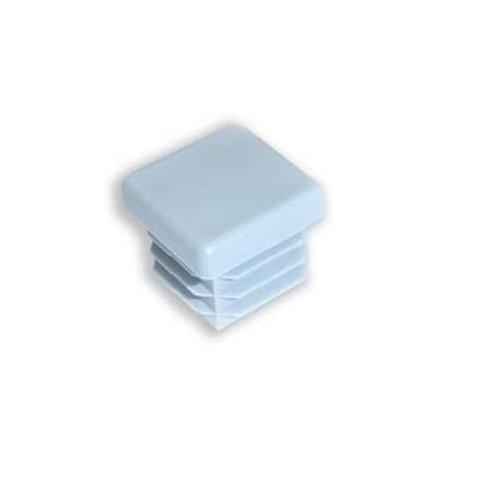 Tapón gris para sistema 40x40