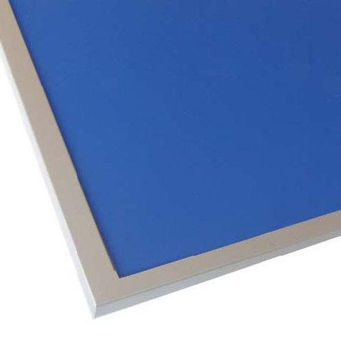 Vitrina 20x20 43C402 con cristal color estándar 698x448 inox