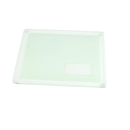 Salvaencimera cristal Blanco