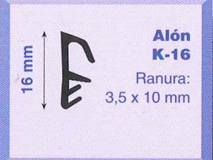 P.V.C. ALON K-16 Marrón