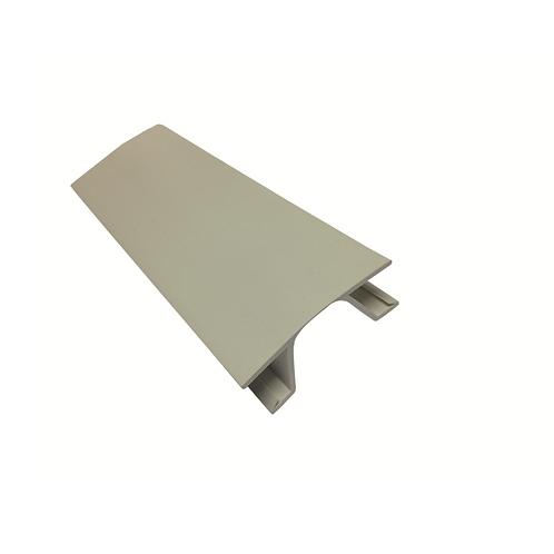 Esquina graduable pvc papel Blanco de 120 mm