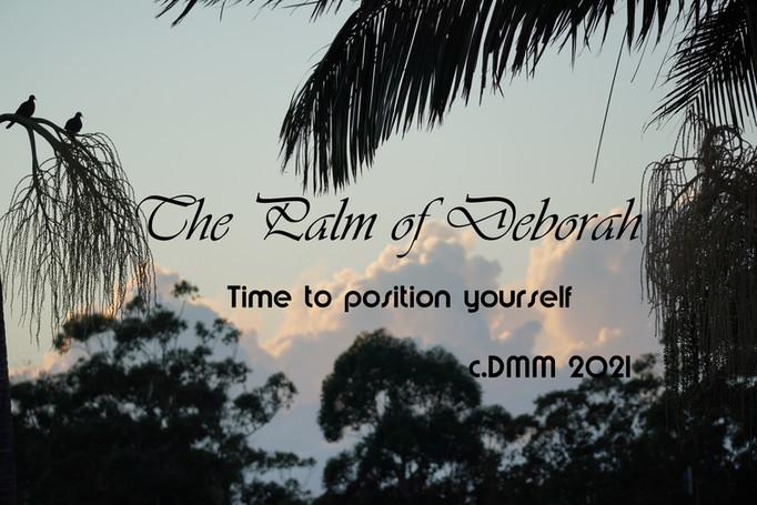 The Palm Tree of Deborah
