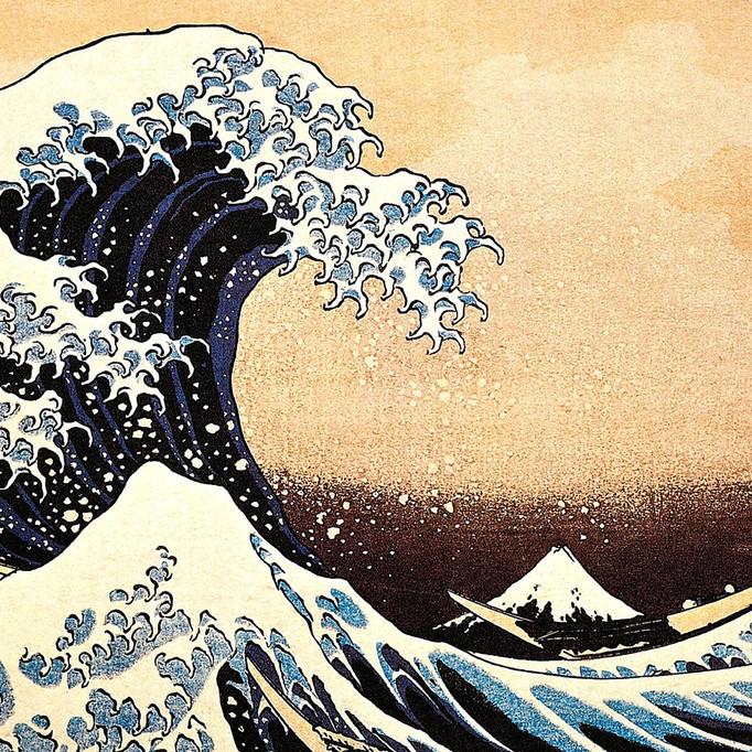 The HOKUSAI WAVE Vision
