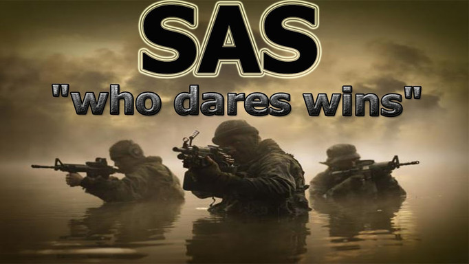 SAS interview with Cpl Dave Bugler