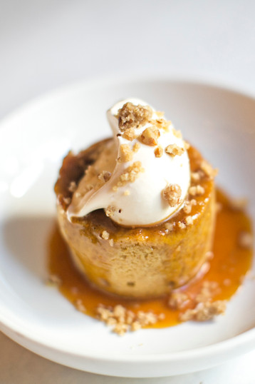 Pumpkin Bread Pudding Portofino Photo Cr