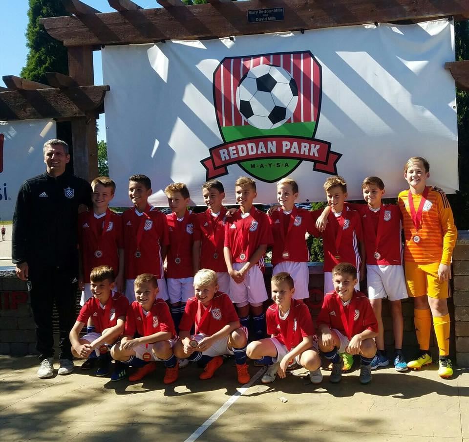 U12 Boys Red Team 2018