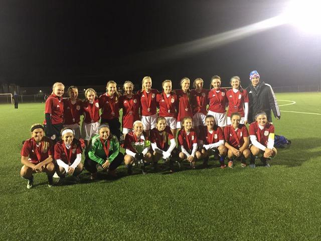 U15 Girls Red Team 2018