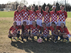 U14 Girls Red Team 2017