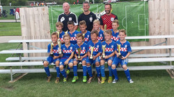 U10 Boys Red Team 2017