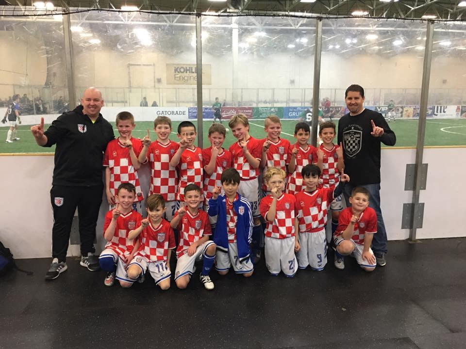 U9 Boys Red Team 2017