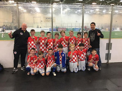 U9 Boys Red Team 2017