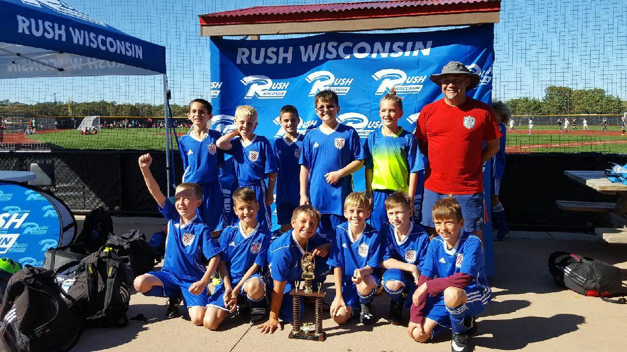 U11 Boys White Team 2017