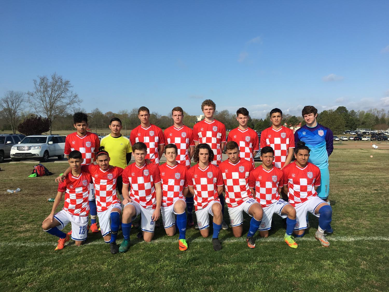 U19 Boys Red Team 2017