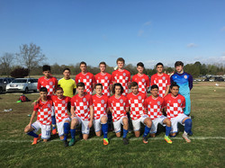 U19 Boys Red Team 2017