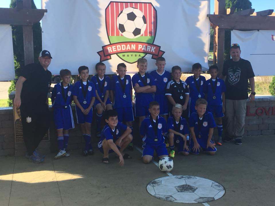 U11 Boys Red Team 2018