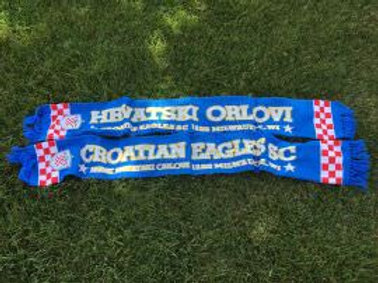 Croatian Eagles Orlovi Scarf