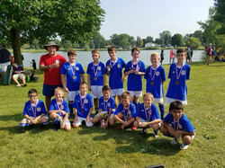 U12 Boys White Team 2018