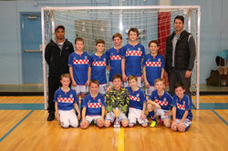 U11 Boys Red Team 2017