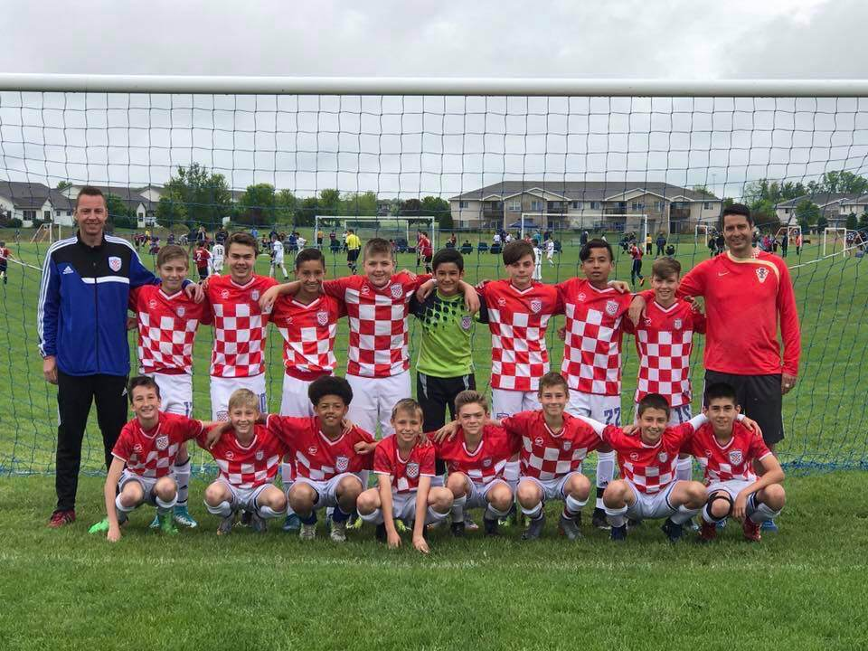 U13 Boys Red Team 2017