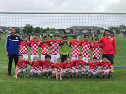 U13 Boys Red Team 2017