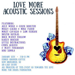 January Love More Acoustic Night