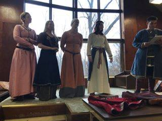 Novice category - The Babes-Middle-class Rus women about 1360