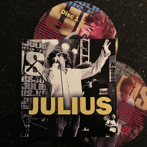 JULIUS CDs