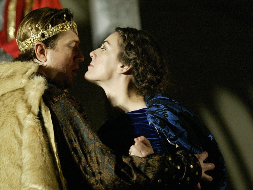King John - Lady Constance