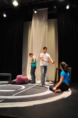 Hamlet - Rehearsal