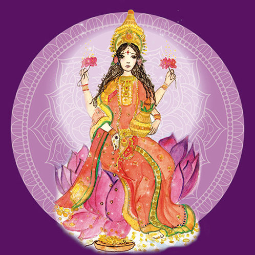 Imã Deusa Lakshmi