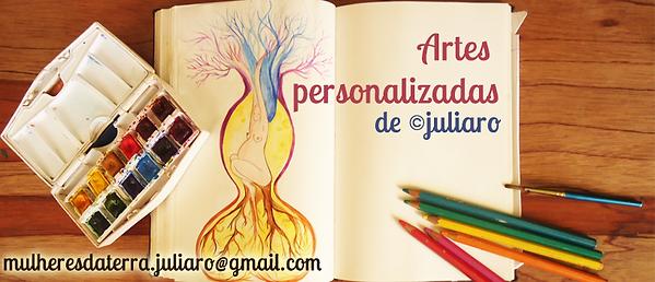 Artes personalizadas Juliaro