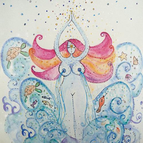 Imã Deusa Afrodite