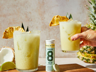 3 Healthy Cocktails to Round Out Your Summer Season
