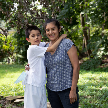 Impact Spotlight: Meet Nancy and Matthew