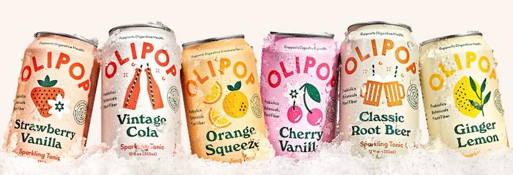 OLIPOP - A New Kind of Soda