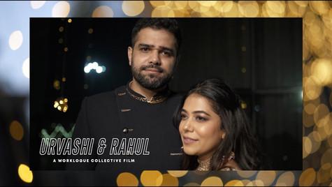 Urvashi x Rahul // #TakeItEasyUrvashi // Wedding Highlight