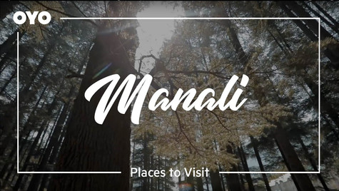 OYO Manali Travel Film
