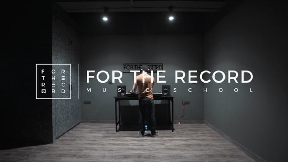 For The Record Music School | Web-Relay Film