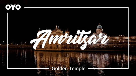 OYO Amritsar Travel Film