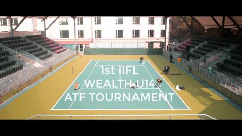IIFL U-14 Tennis Tournament | After-film