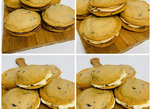 Mixed Cookie Sandwich Box