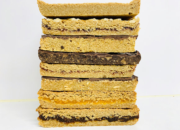 Create your own flapjack box!