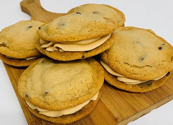 Cookie Sandwich (Lotus Biscoff)