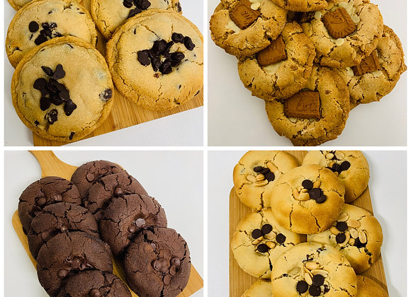 Create your own box of 6 Cookies