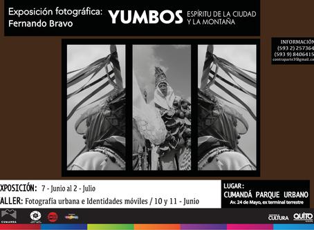 """Exposición: Yumbos """"Espíritu de la ciudad y la montaña"""""""