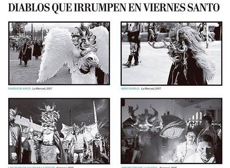 """Reportaje Fotográfico de Semana Santa: Diario """"El Comercio"""""""