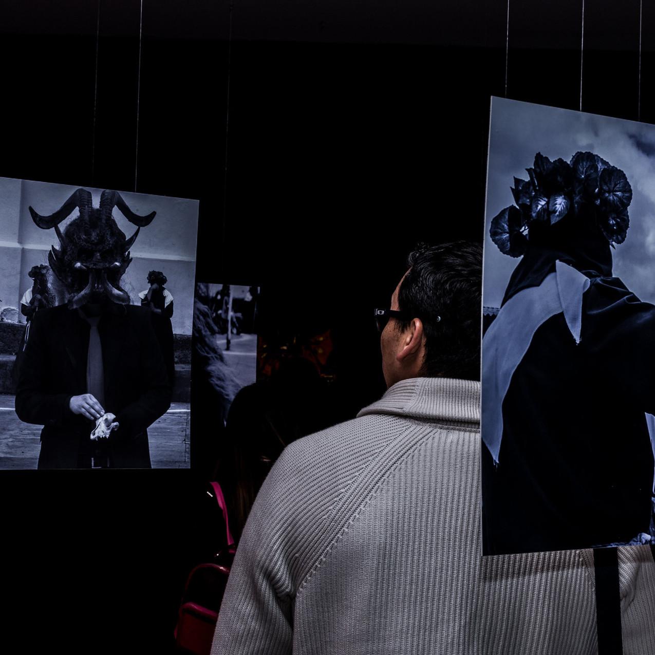Inauguración y presentación de la exposi